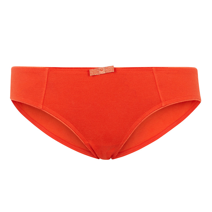 Marly Briefs (Fiery Red)