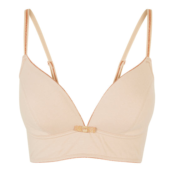 Marly Non Padded Bra (Nude)