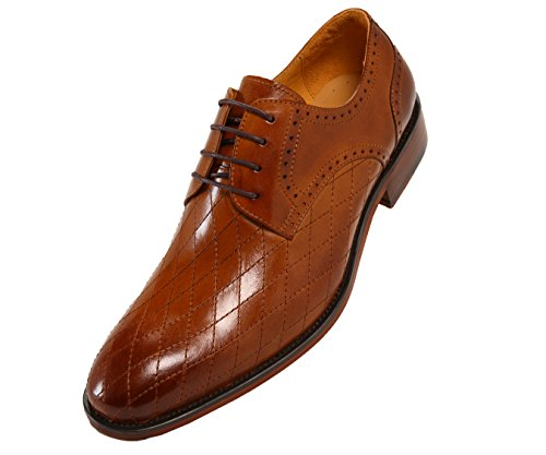 Comfortable Lace Up Plain Toe Oxford shoes