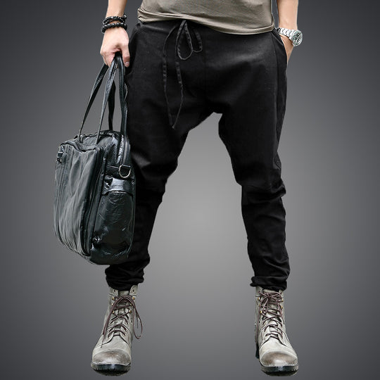 Casual Sagging pants for men