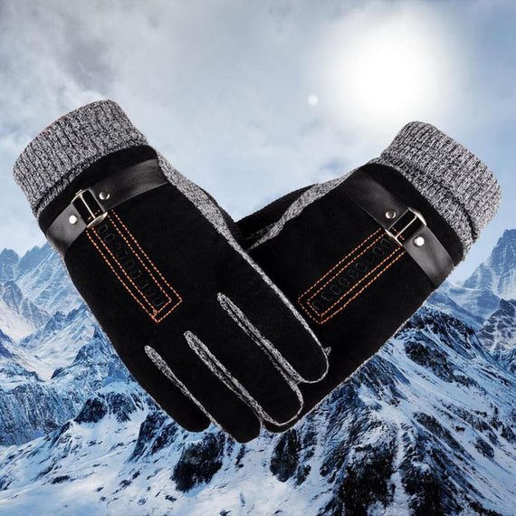 Women Men Winter Warm Motorcycle Ski Snow Snowboard Gloves