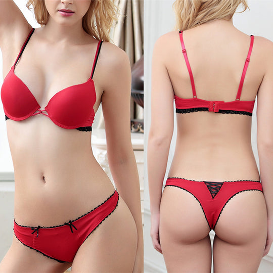 Sexy women underwear seamless lace lingerie support