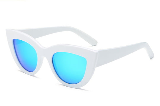 Plastic CatEye Style Shades Sunglasses