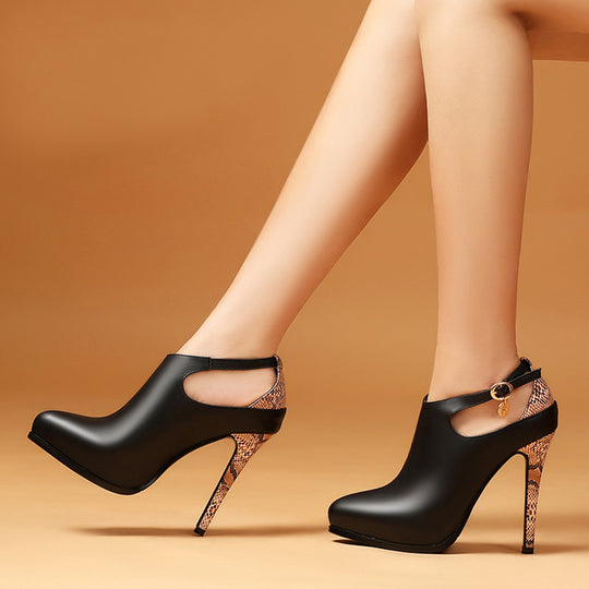 SEXY Pump Super High Heels Thin Heel