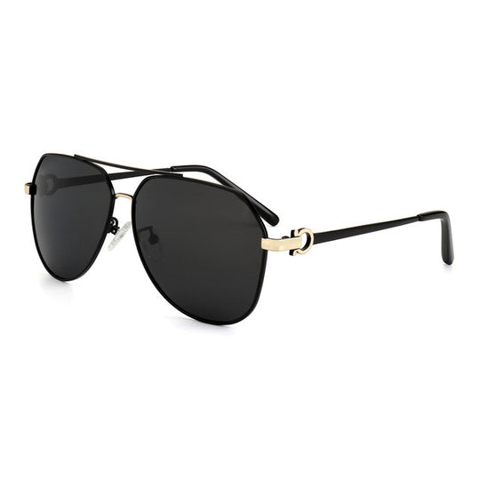 Pilot Polarized  Metal Frame SunGlasses