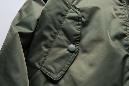 Bomber thick Pilot Outerwear Coat