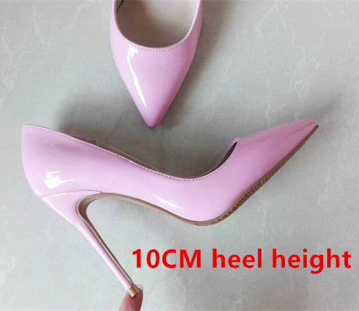 Brand Shoes Woman High Heels