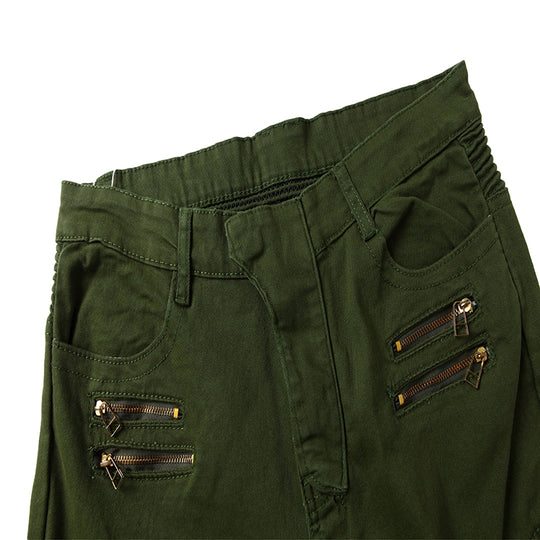 Military Tactical High Quality Cotton Fitness Jogger Pant