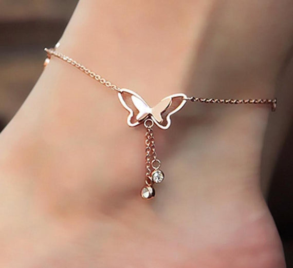 Tassel Anklets Casual Beach Vacation Anklets Bracelets
