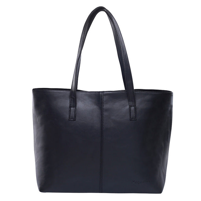 gray /black large capacity luxury handbags