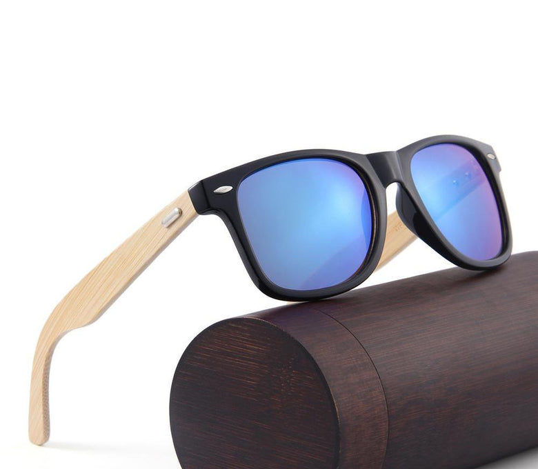 Bamboo sungalsses for men and women