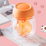 Cat Claw Cup Portable Plastic Cup
