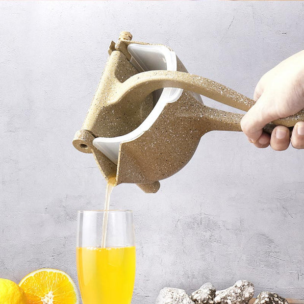 German Stone Manual Fruit Juicer