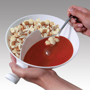 Separate Snack Bowl
