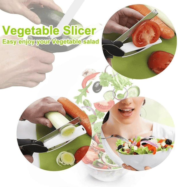 Multifunction Fruit Vegetable Cutter Slicer