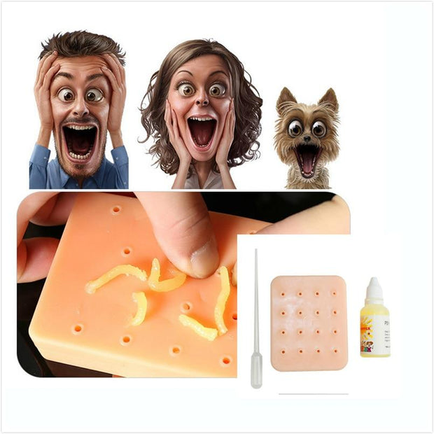 Popping Pimple Squeeze Toy