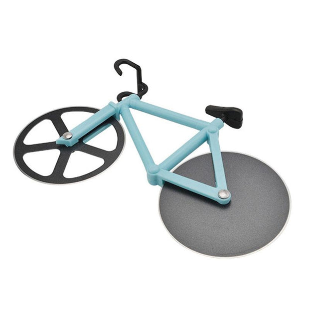 Hipster Bike Pizza Cutter