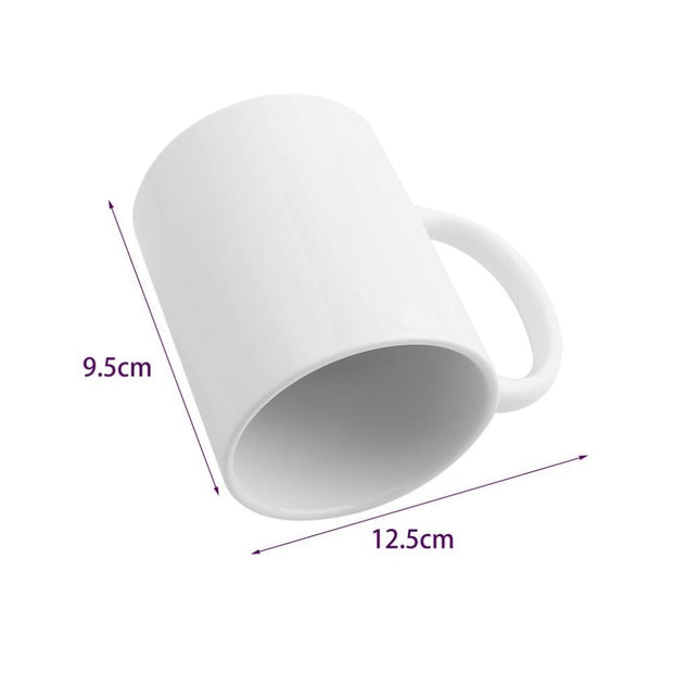 Surprise Finger Mug