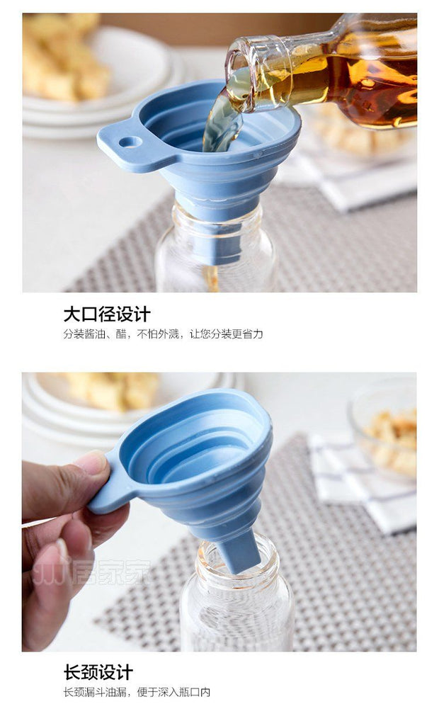 Foldable Funnel