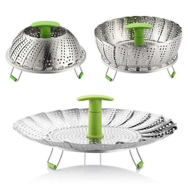 Collapsible Food Steamer Basket