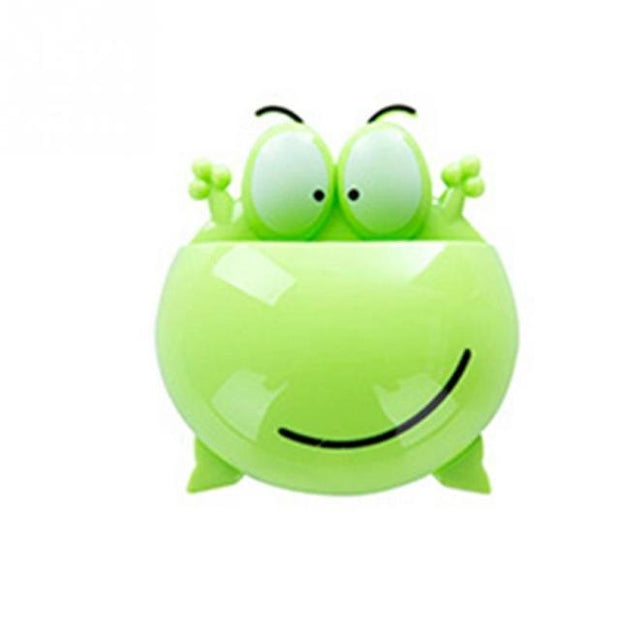 Frog Stand Toothbrush Holder