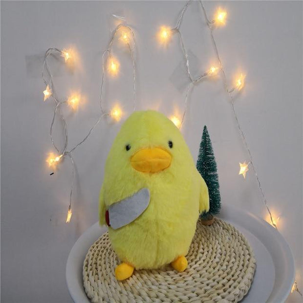 Dangerous Plush Duck