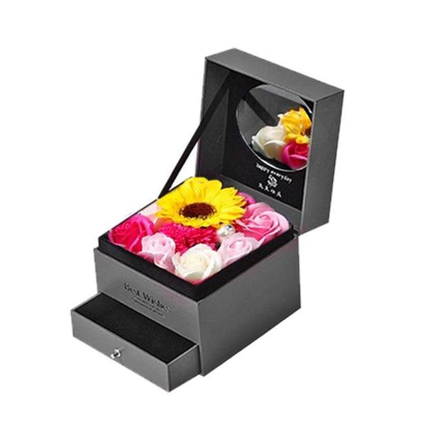 Romantic Rose Box