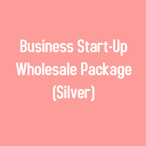 Business Start-Up Wholesale Package (Silver)