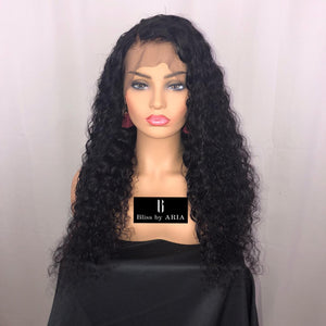 NAOMI - Deep Wave 360 Lace Frontal Wig(Custom-Made)