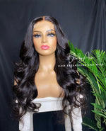 Load image into Gallery viewer, DIANA Body Wave Lace closure wig (Custom-Made)