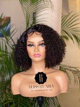 BIANCA - Kinky Curly lace Closure Wig (Custom-Made)
