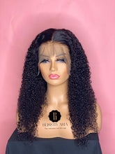 BIANCA - Kinky Curly lace Frontal Wig (Custom-Made)
