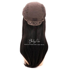 Glueless Straight Lace Closure Wig