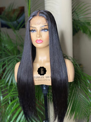 *On Sale* TASHA - Straight lace Closure Wig  (Custom-Made)
