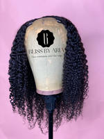 Load image into Gallery viewer, Custom-Made U-Part Wig (Straight, Kinky Curly, Deep Wave, Body Wave)