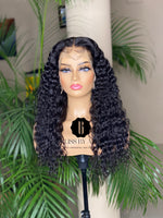 Load image into Gallery viewer, NAOMI - Deep Wave Lace Frontal Wig (Custom-Made)