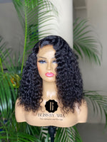 Load image into Gallery viewer, NICOLE - Deep Curly lace Closure Wig (Custom-Made)