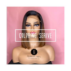 Coloring Service - 1B/30 (Ombre)