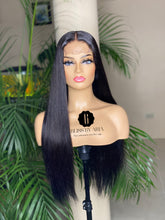 TASHA - Straight lace Closure Wig  (Custom-Made)