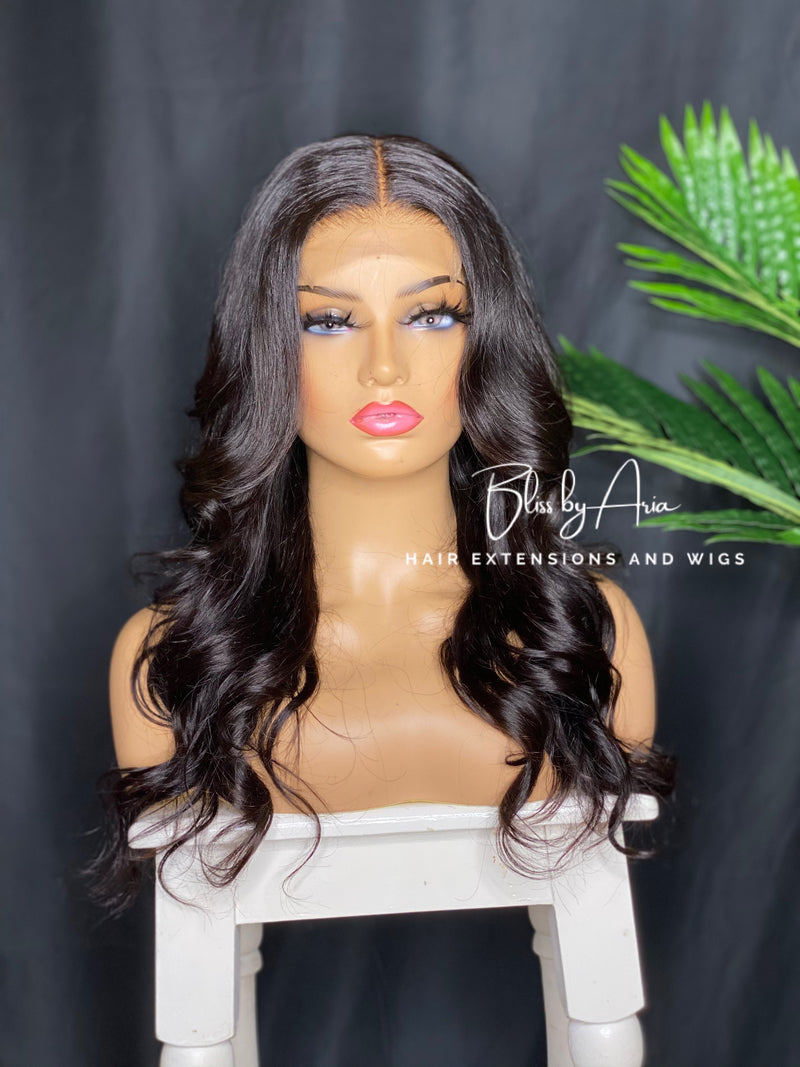 DIANA - Body Wave lace Closure Wig (Custom-Made)