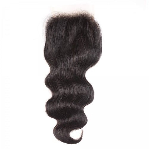 Body Wave Free-part 4x4 closure