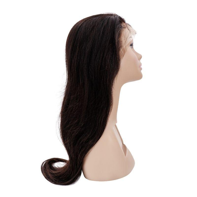 Straight Full Lace Wig  (130%-180% Density)