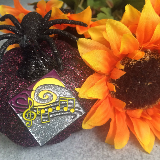 This is Halloween - Enamel Pin