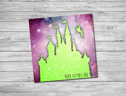 Fairy Castle - Fine Art Print
