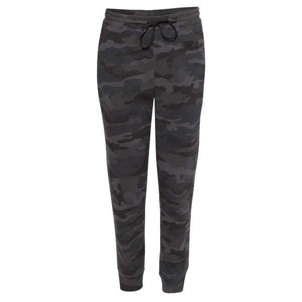 Jiggin Midnight Series Midweight Fleece Pants