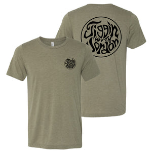 OD Green Jiggin' Circle T-Shirt
