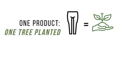 Every time you buy a Brazil Born product, we donate one tree planted by ONE TREE PLANTED ORG.