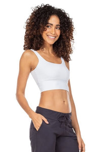 Wellness Cropped Top White
