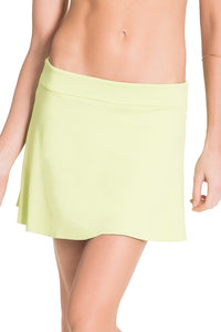 Match Point Skorts - Neon Lemon