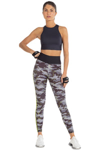 Stronger Camo Leggings